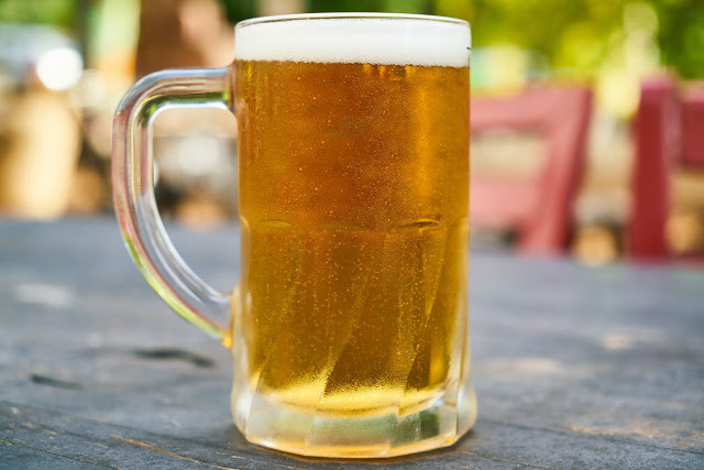 How does your beer get its taste?