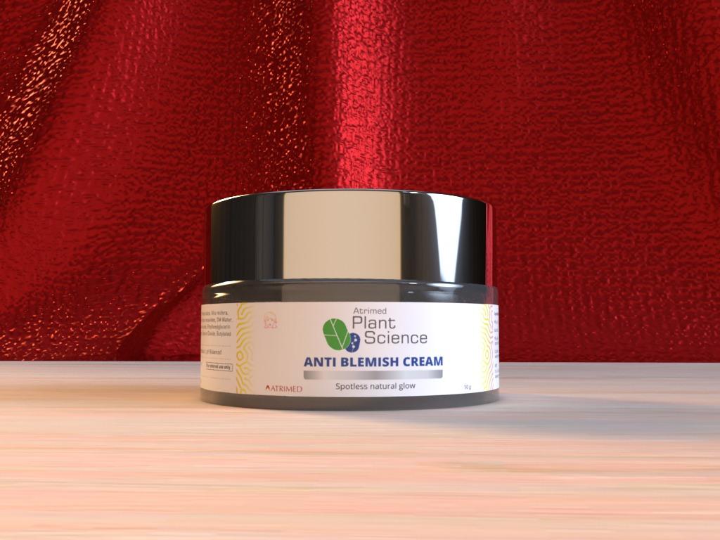 PlantScience Antiblemish cream best skincare cream in india